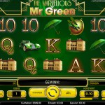 Marvellous Mr Green