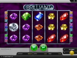 brilliant sparkle spielen