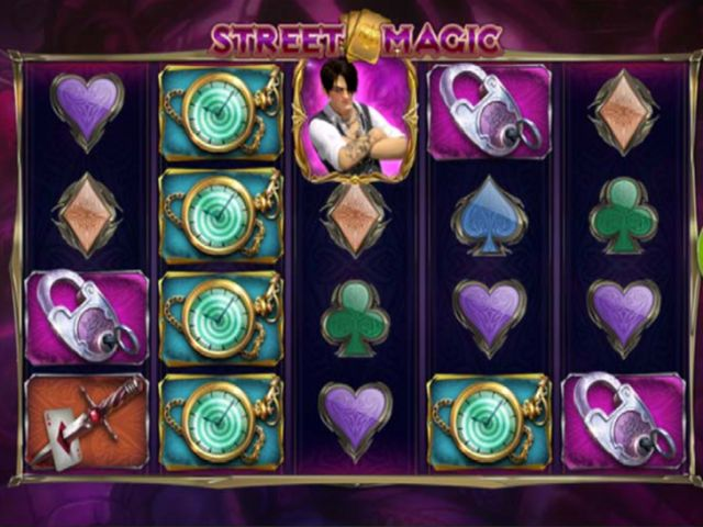 Street Magic Slot Vorschau