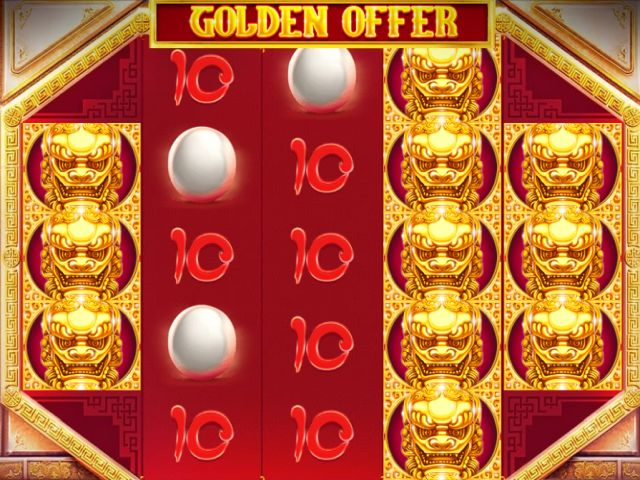 Golden Offer Slot Vorschau